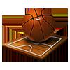 Покрытия для баскетбола (внутри помещений)