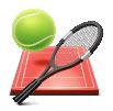 Покрытия для большого тенниса (внутри помещений)